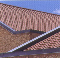 Tile Roof with Nailable Base-3